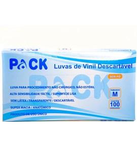 LUVA VINIL PACK